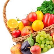 Need a strategy for sticking with your resolution to eat healthy?           Think COLOR!
